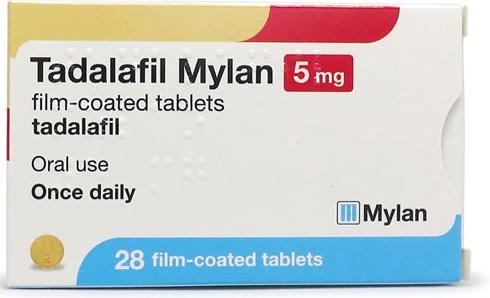 Tadalafil Mylan kaufen online